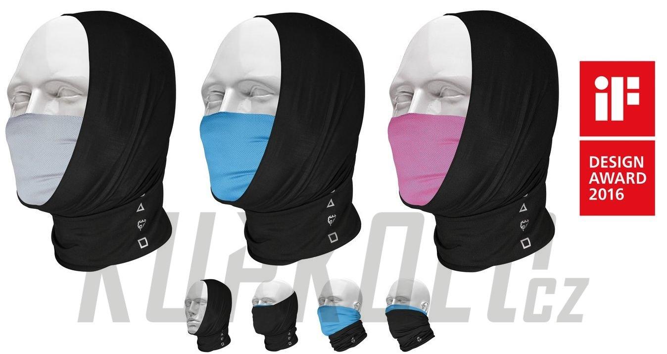 aa68a8151c4 Multifunkční šátek T-ONE Pro Mask - kupkolo.cz