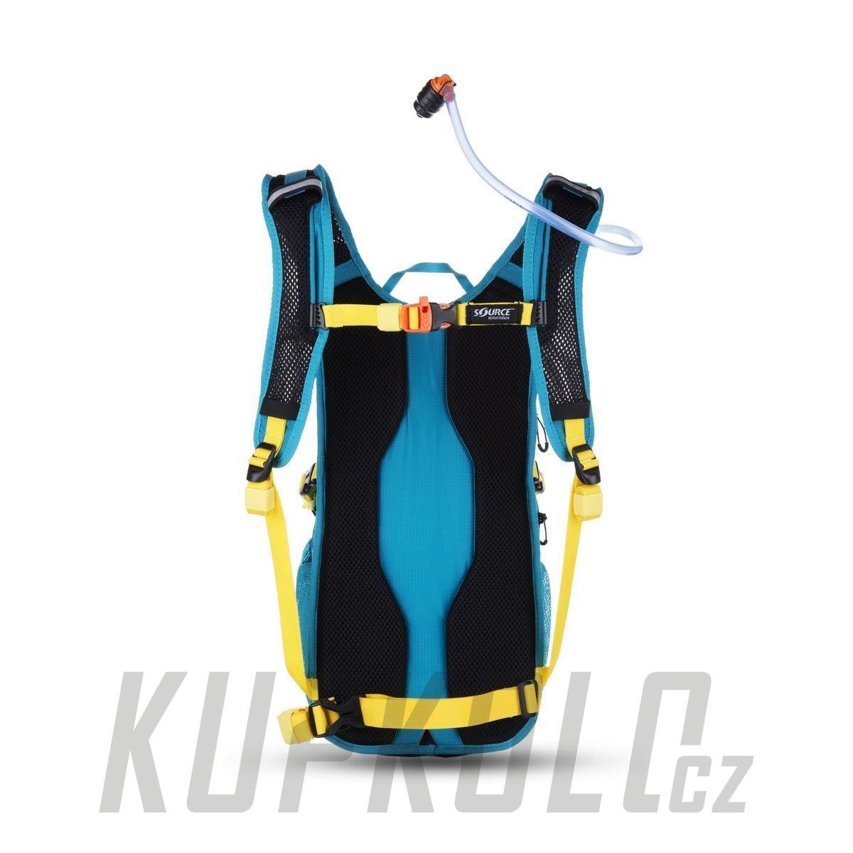 7f28b66257 Garance nejnižší ceny Přidat mezi oblíbené · Batoh Source Fuse 8L - 2L vak  na vodu