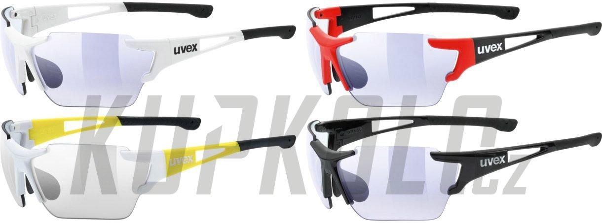 Brýle Uvex Sportstyle 803 Race Variomatic - Photochromatická ... e1f7eade3a2