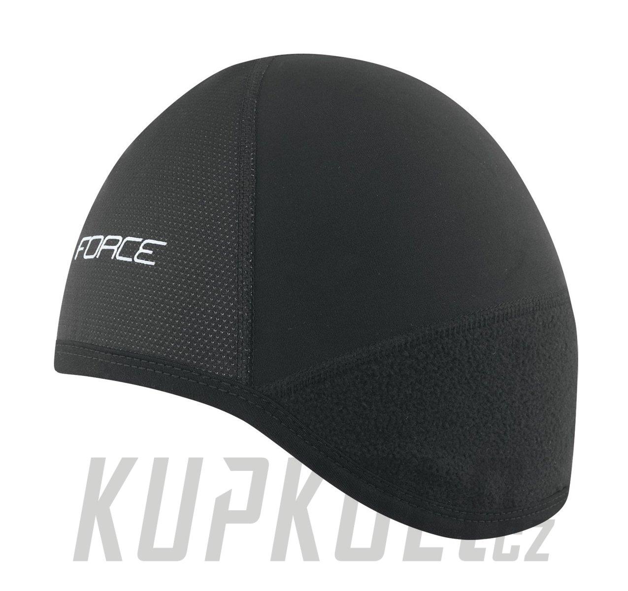 Zimní čepice pod přilbu FORCE - kupkolo.cz 5d5a412d3f