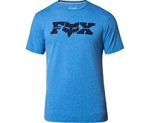 Triko Fox General Ss Tech Tee - Heather Royal LFS20S