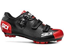 Tretry Sidi Trace 2, 2020 - black/red