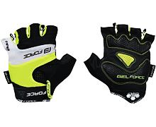Rukavice Force RAB gel, fluo - 905240