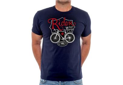 Triko Cycology Rider not a Racer