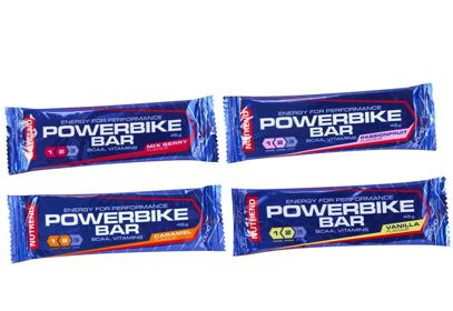 Nutrend POWER BIKE BAR, 45g
