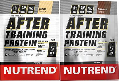 AFTER TRAINING PROTEIN, 45 g