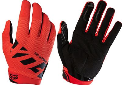 Rukavice Fox Ranger Gel Glove červená