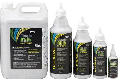 Latex Free tmel OKO Magic milk Hi-fibre