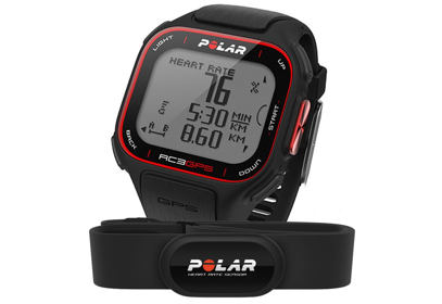 Pulsmetr Polar RC3 GPS HR
