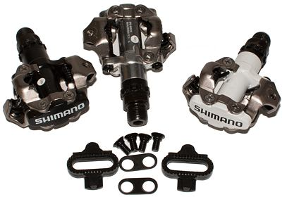 Pedály Shimano PD-M520