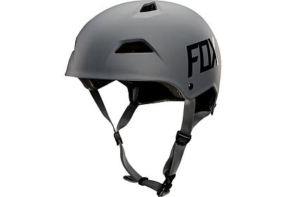 Helma Fox Flight Hardshell Helmet  Šedá