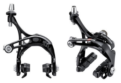 Brzdy Campagnolo Record -D Skeleton, Dual-Dual