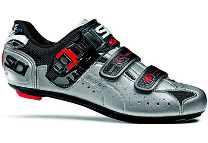 Tretry Sidi GENIUS 5 - black/silver