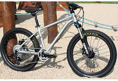 "20"" Dětské kolo Early Rider Hellion Trail 20 Hardtail - 9,35kg"